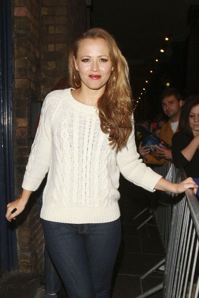 Kimberley Walsh Crewneck Sweater
