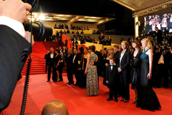 """Premiere of """"Melancholia"""" in Cannes"""