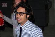 Kunal Nayyar Button Down Shirt