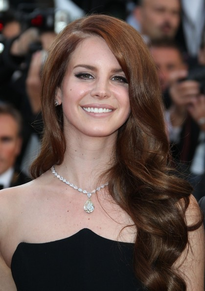 lana del rey hairstyle curls - photo #26