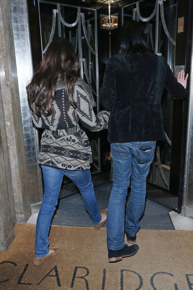 More Pics of Lana Del Rey Skinny Jeans (1 of 13) - Lana Del Rey Lookbook - StyleBistro