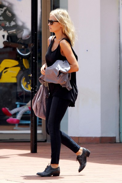 Lara Bingle Shoes