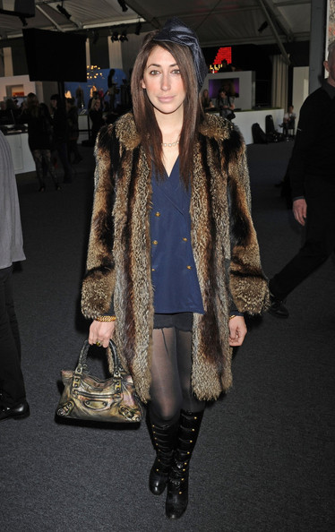 Lauren Rae Levy Fur Coat