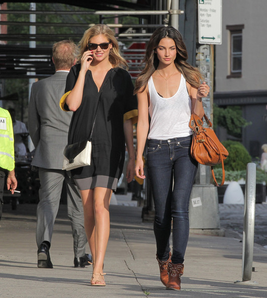 More Pics Of Lily Aldridge Skinny Jeans 13 Of 31 Fashion Lookbook Stylebistro