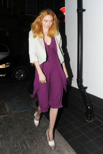 Lily Cole Jumpsuit