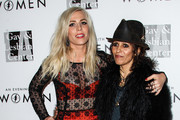 Linda Perry Leather Pants