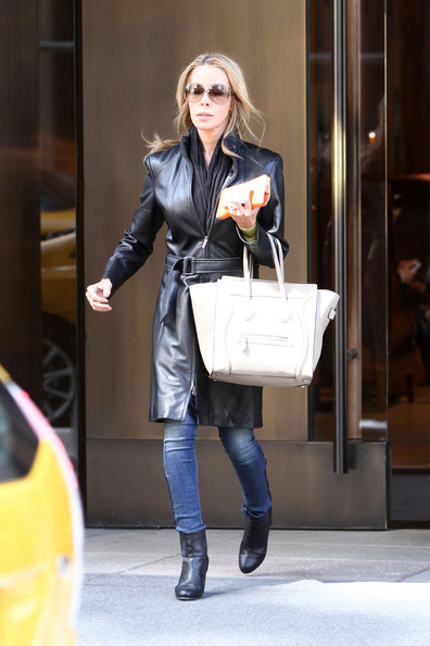 More Pics of Lisa Hochstein Leather Tote (1 of 6) - Lisa Hochstein Lookbook - StyleBistro
