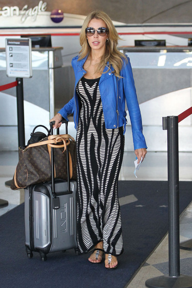 More Pics of Lisa Hochstein Maxi Dress (1 of 4) - Maxi Dress Lookbook - StyleBistro