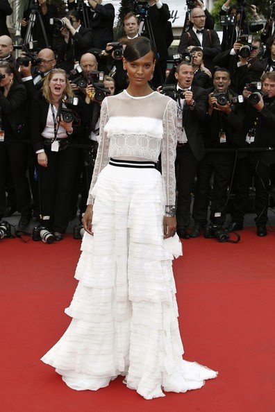 Liya Kebede Evening Dress