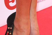 Lizzie Cundy Peep Toe Pumps