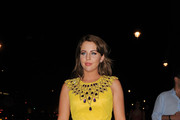 Lydia Bright Cocktail Dress