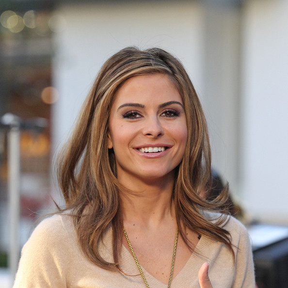 Maria Menounos Hair