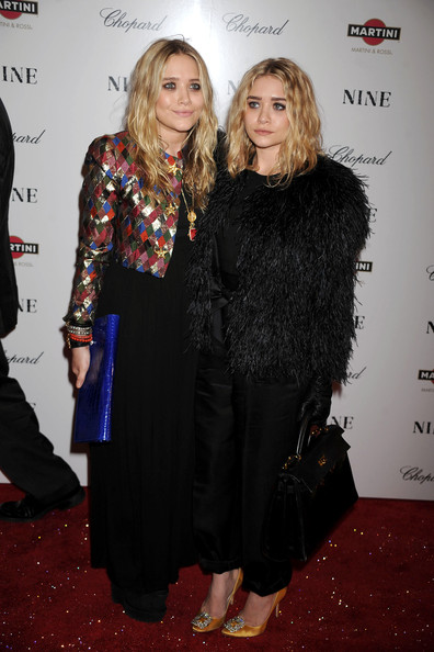Mary-Kate Olsen Oversized Clutch