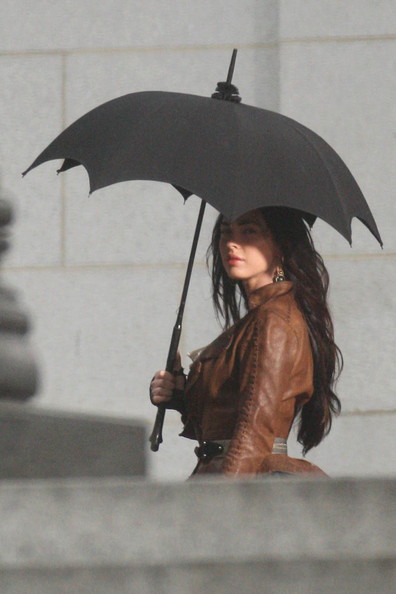 Megan Fox Stick Umbrella