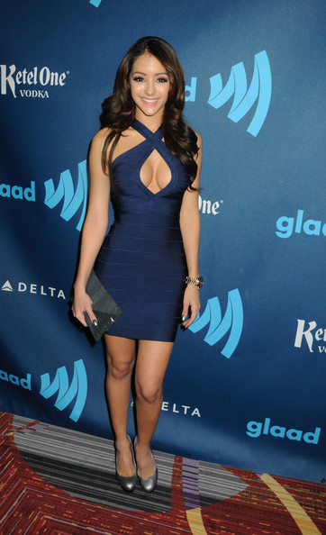 Melanie Iglesias Bandage Dress