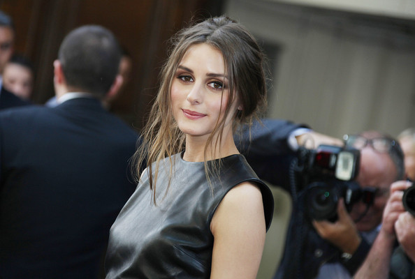 More Pics of Olivia Palermo Messy Updo (1 of 5) - Olivia Palermo Lookbook - StyleBistro