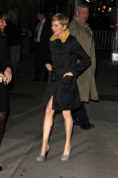 Michelle Williams Slingbacks