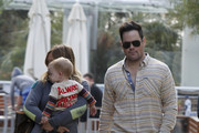 Mike Comrie Button Down Shirt