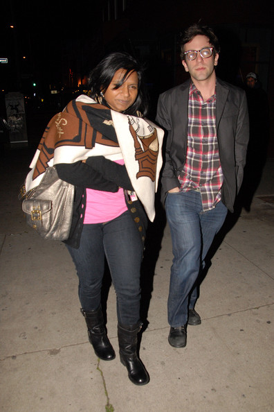 Mindy Kaling Motorcycle Boots []
