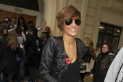 Frankie Sandford from girl band