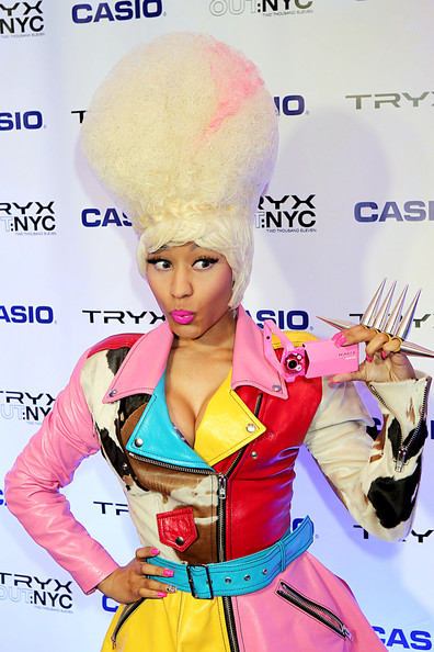 Nicki Minaj Statement Ring