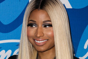 Nicki Minaj Smoky Eyes
