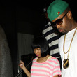 Nicki Minaj and Safaree Samuel