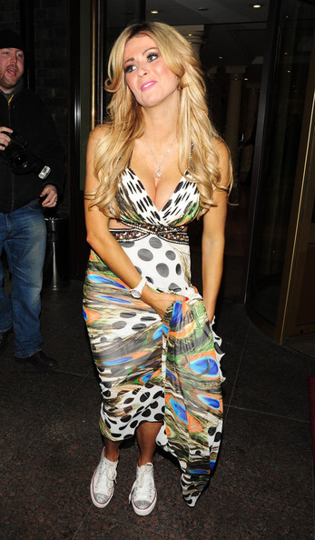Nicola McLean Canvas Sneakers