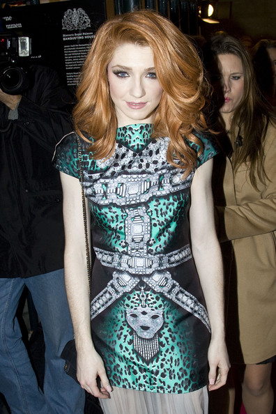 Nicola Roberts False Eyelashes