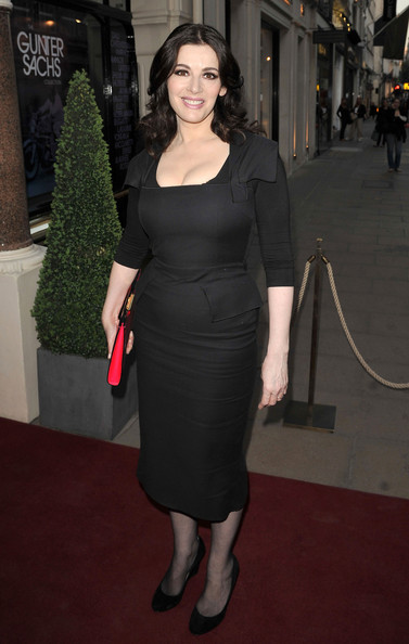 Nigella Lawson Cocktail Dress