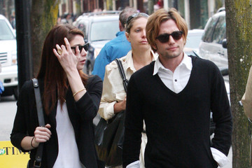 Ashley Greene Jackson Rathbone Ashley Greene and Jackson Rathbone in Vancouver