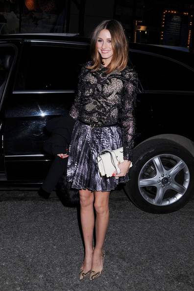 olivia palermo pumps - olivia palermo shoes looks
