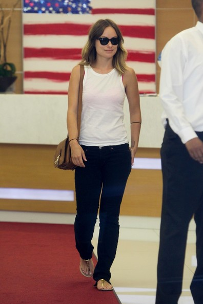 a6bde200feb More Pics of Olivia Wilde Bootcut Jeans (9 of 9) - Jeans Lookbook -  StyleBistro