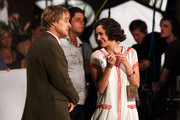 Owen Wilson and Marion Cotillard Photo