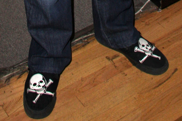 Ozzy Osbourne Shoes