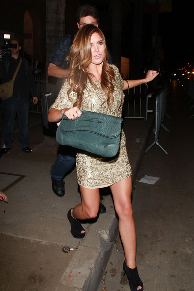 More Pics of Audrina Patridge Oversized Clutch (1 of 5) - Oversized Clutch Lookbook - StyleBistro