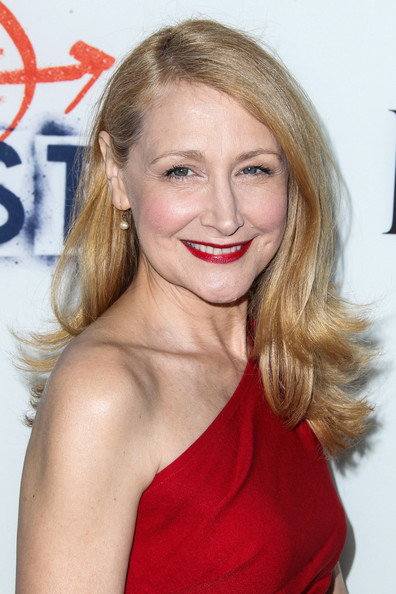 Patricia Clarkson Red Lipstick [the east,hair,lip,mouth,hairstyle,shoulder,eyebrow,eyelash,facial expression,style,dress,patricia clarkson,actor,hairstyle,hair,haircut,hair,arclight hollywood,los angeles,premiere,patricia clarkson,the east,hairstyle,hair,regular haircut,long hair,actor,red hair,hair coloring]