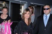 Paula Abdul Knee Length Skirt