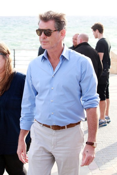 Pierce Brosnan Sunglasses