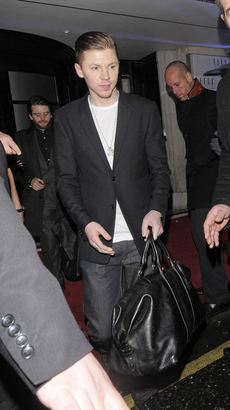 Professor Green Duffle Bag