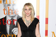 Natasha Bedingfield  on the red carpet at the premiere of