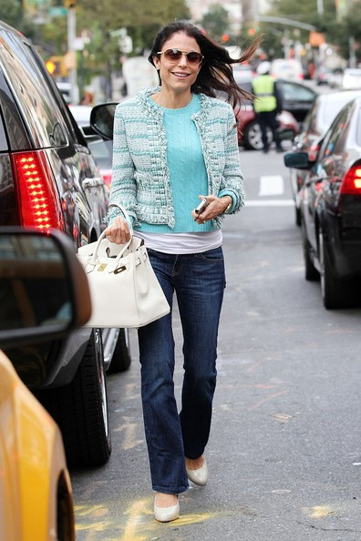 More Pics of Bethenny Frankel Bootcut Jeans (4 of 11) - Bootcut Jeans Lookbook - StyleBistro