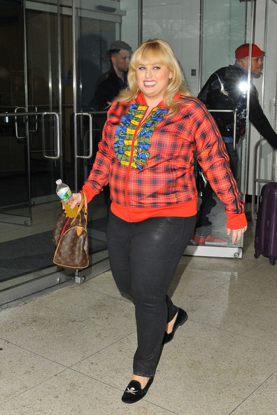 Rebel Wilson Zip-up Jacket