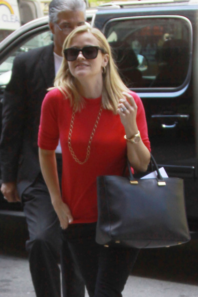 More Pics of Reese Witherspoon Skinny Jeans (1 of 10) - Reese Witherspoon Lookbook - StyleBistro