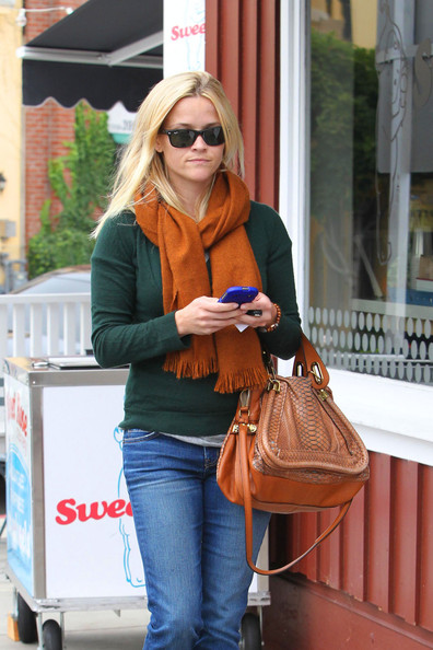 More Pics of Reese Witherspoon Ankle Boots (7 of 11) - Reese Witherspoon Lookbook - StyleBistro