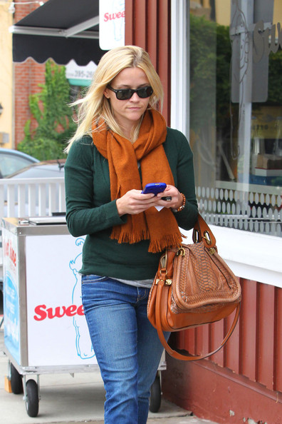 More Pics of Reese Witherspoon Ankle boots (5 of 11) - Reese Witherspoon Lookbook - StyleBistro