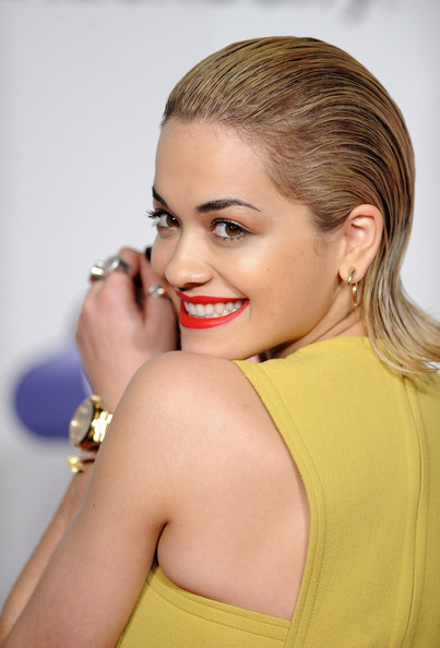 More Pics of Rita Ora Cocktail Dress (2 of 10) - Rita Ora Lookbook - StyleBistro