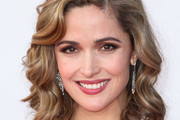 Rose Byrne Red Lipstick