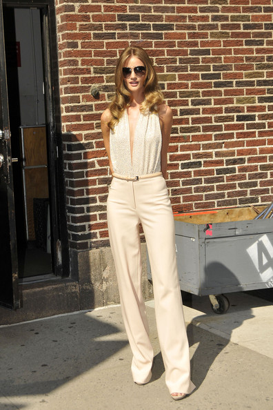 Rosie Huntington-Whiteley Jumpsuit