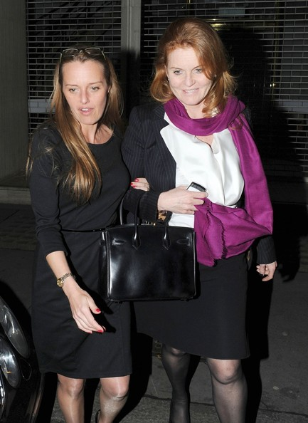 More Pics of Sarah Ferguson Silk Scarf (1 of 4) - Sarah Ferguson Lookbook - StyleBistro